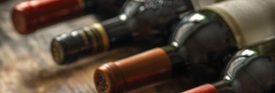 Collerette personnalisée pour ses bouteilles de vin